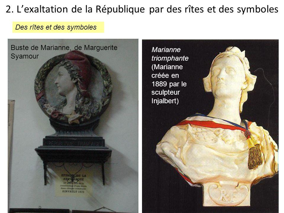 2. L'exaltation de la République par des rîtes et des symboles