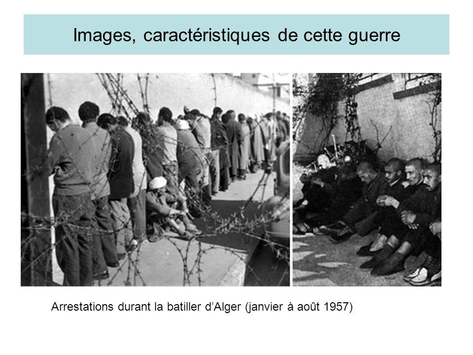 Images, caractéristiques de cette guerre