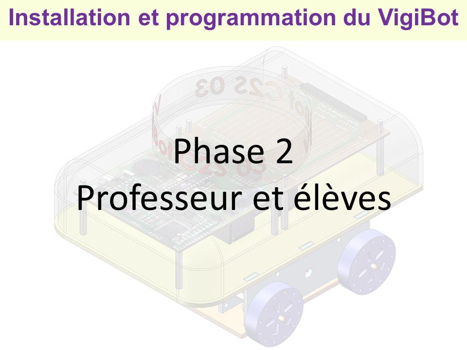 Phase 2 Professeur et élèves