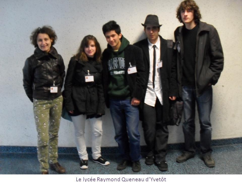 Le lycée Raymond Queneau d'Yvetôt