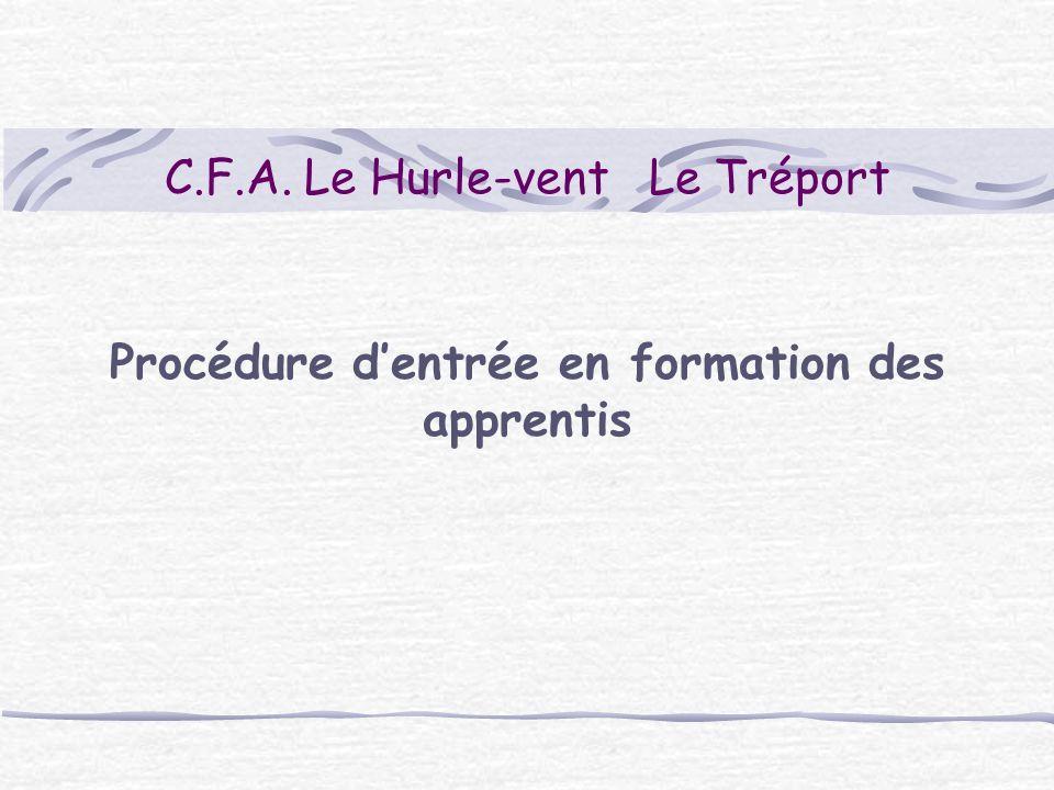 C.F.A. Le Hurle-vent Le Tréport