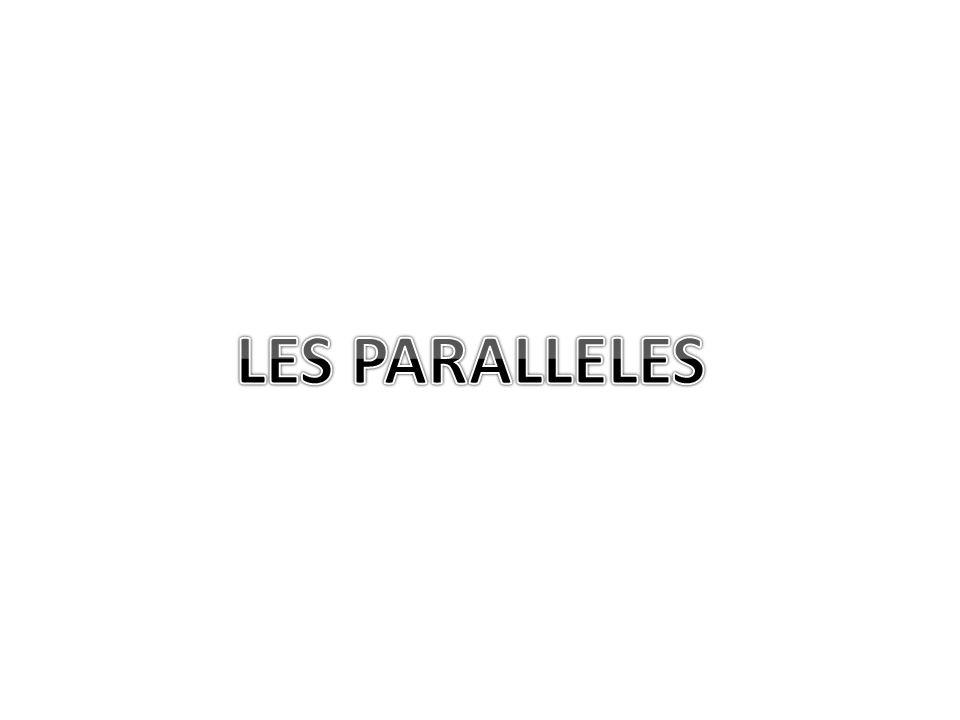 LES PARALLELES