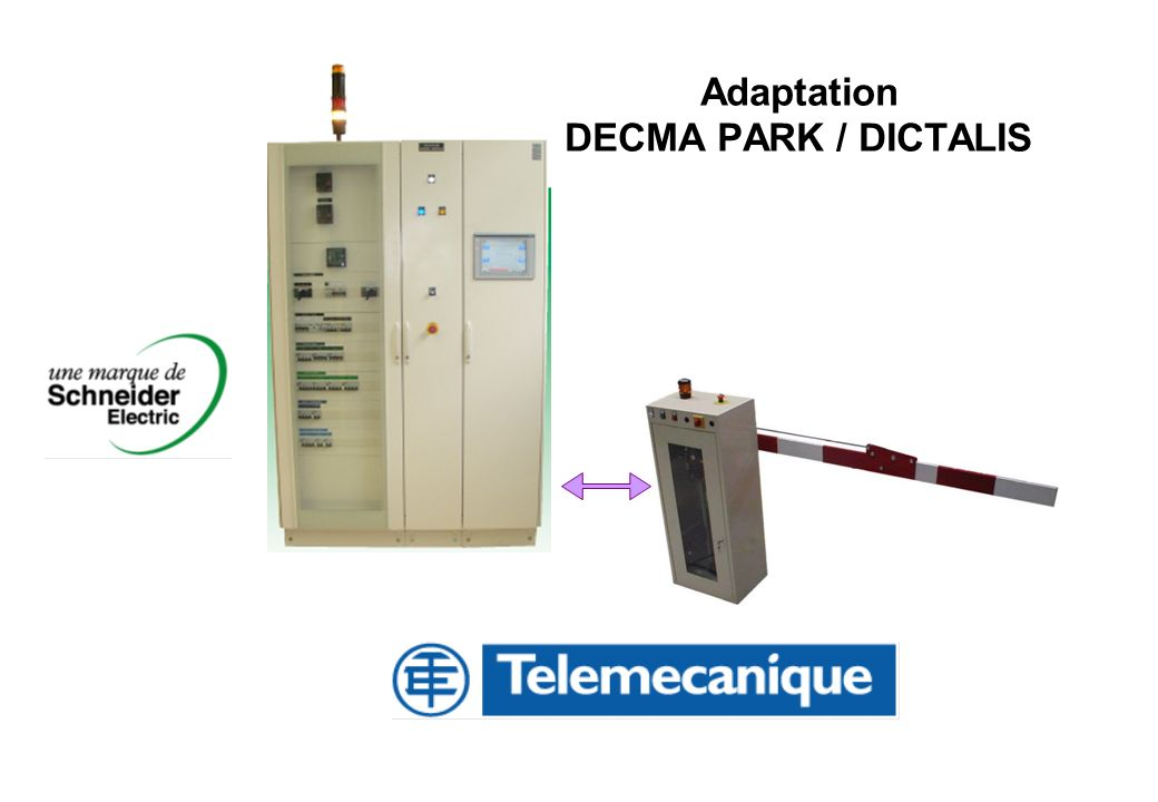Adaptation DECMA PARK / DICTALIS