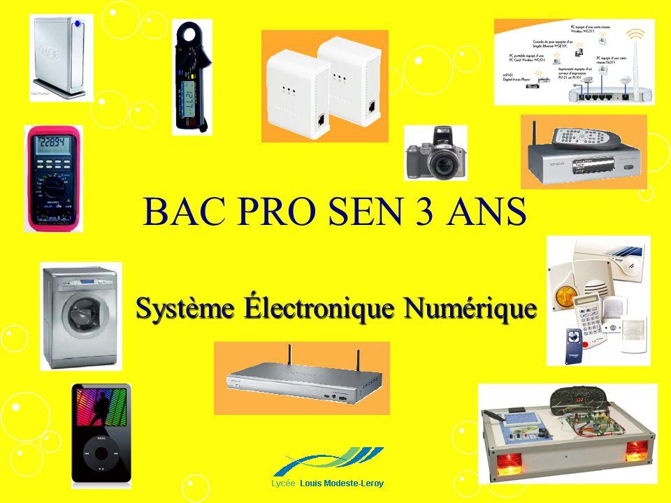 Système Électronique Numérique