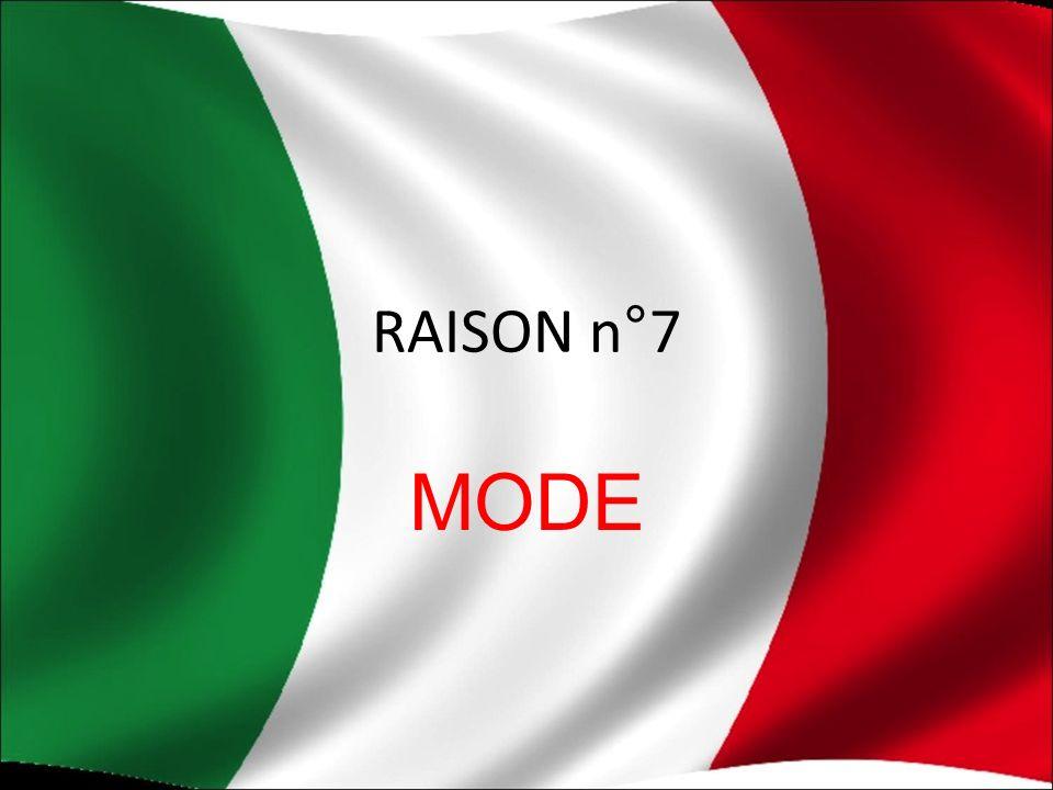 RAISON n°7 MODE