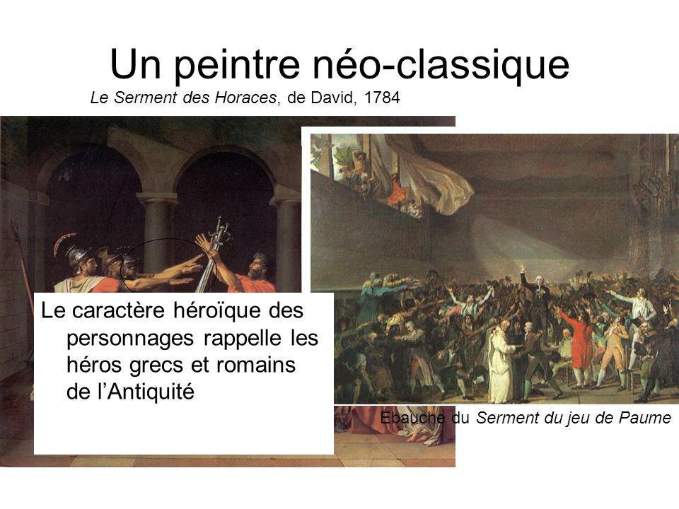 Un peintre néo-classique