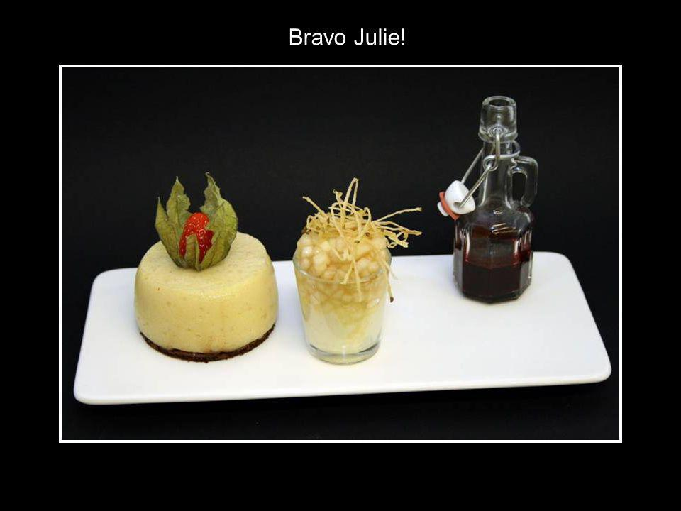 Bravo Julie! 19 19