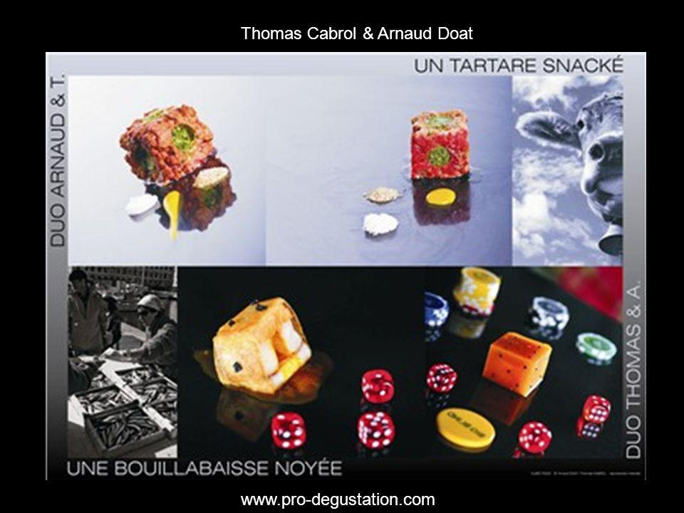 Thomas Cabrol & Arnaud Doat