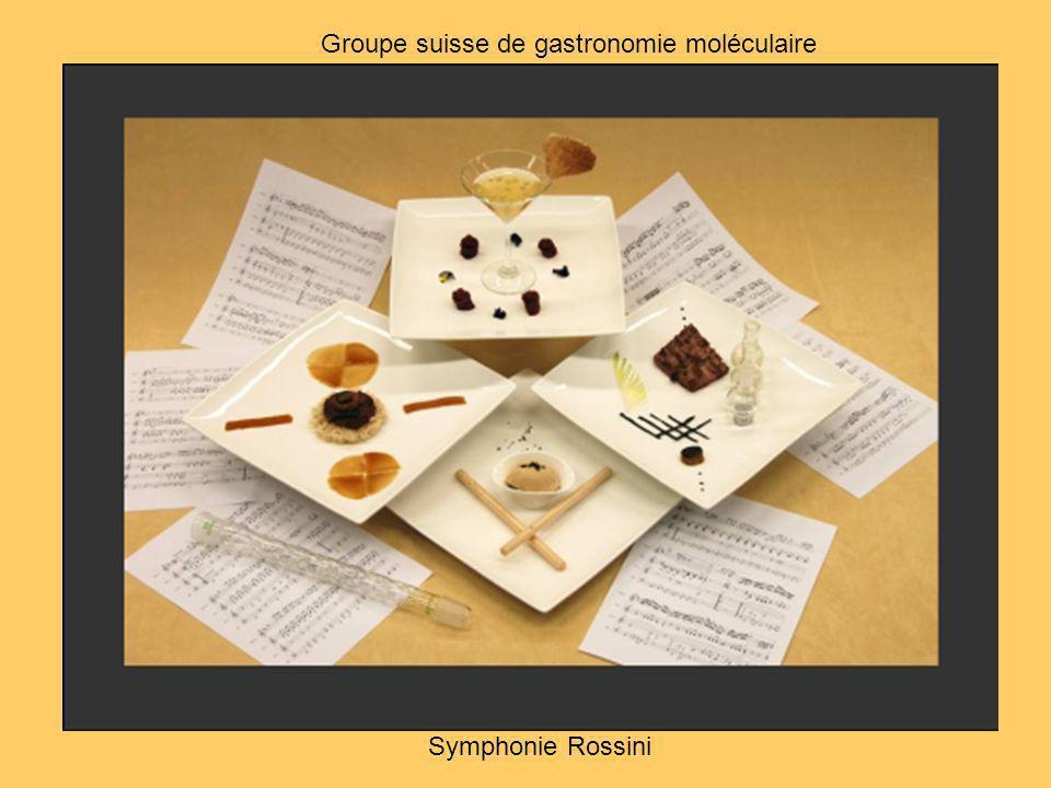 Groupe suisse de gastronomie moléculaire