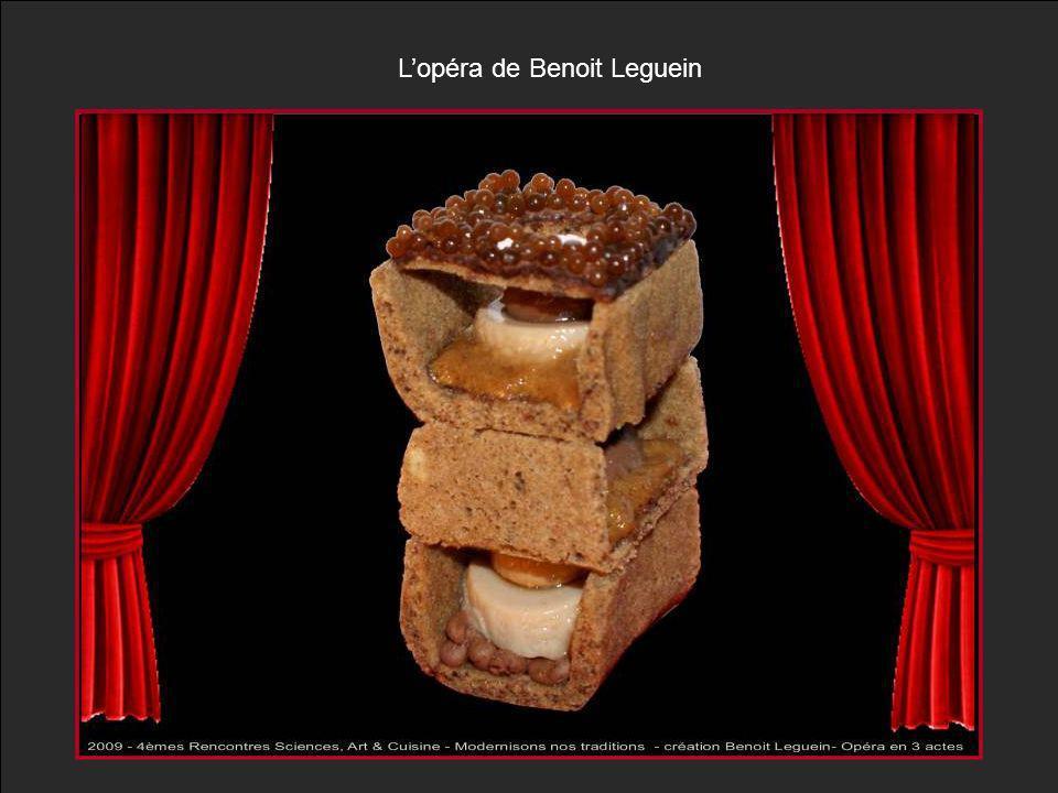 L'opéra de Benoit Leguein
