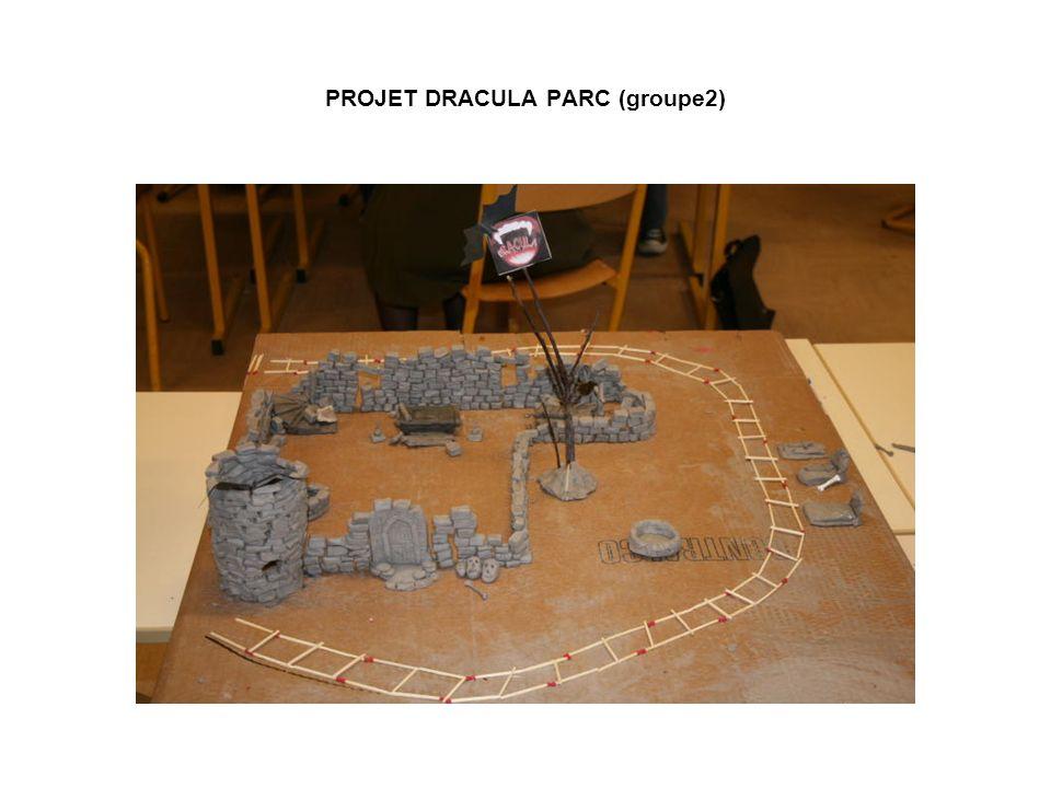 PROJET DRACULA PARC (groupe2)