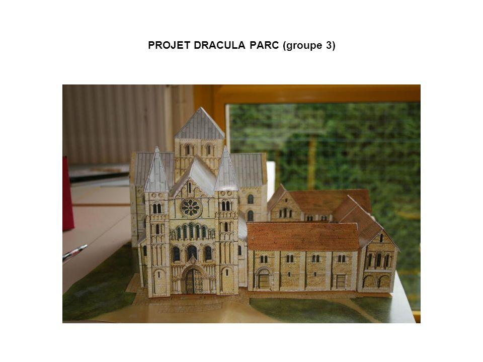 PROJET DRACULA PARC (groupe 3)