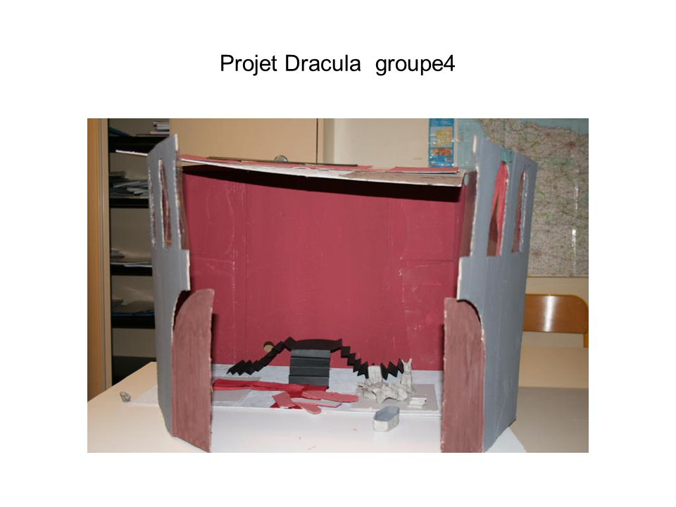 Projet Dracula groupe4