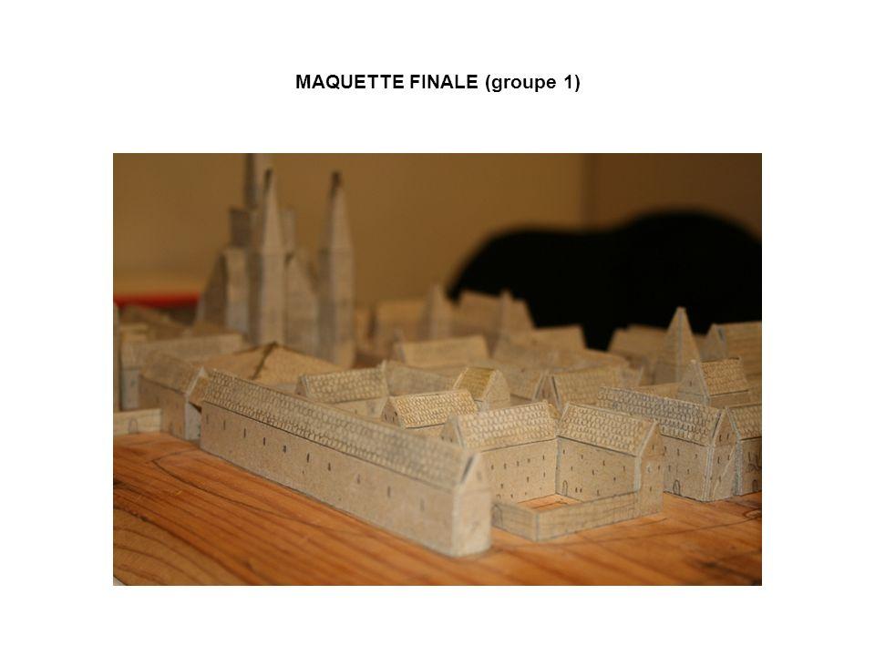 MAQUETTE FINALE (groupe 1)