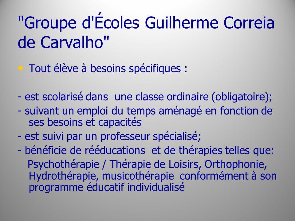 Groupe d Écoles Guilherme Correia de Carvalho