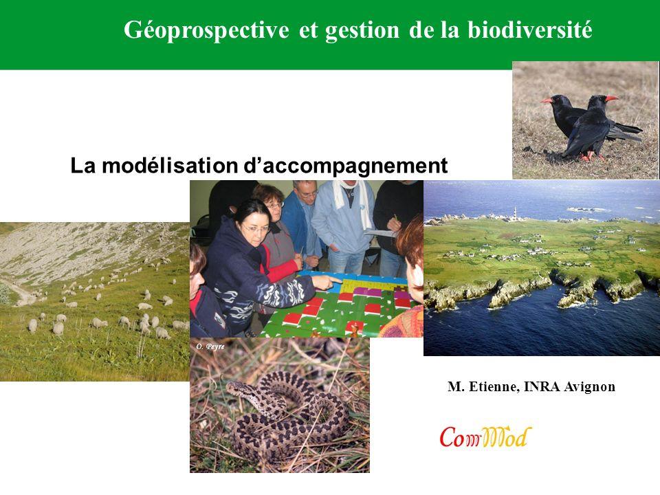 Géoprospective et gestion de la biodiversité