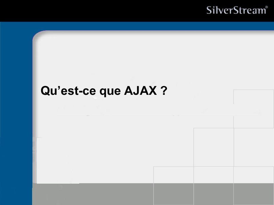 27/03/2017 Qu'est-ce que AJAX