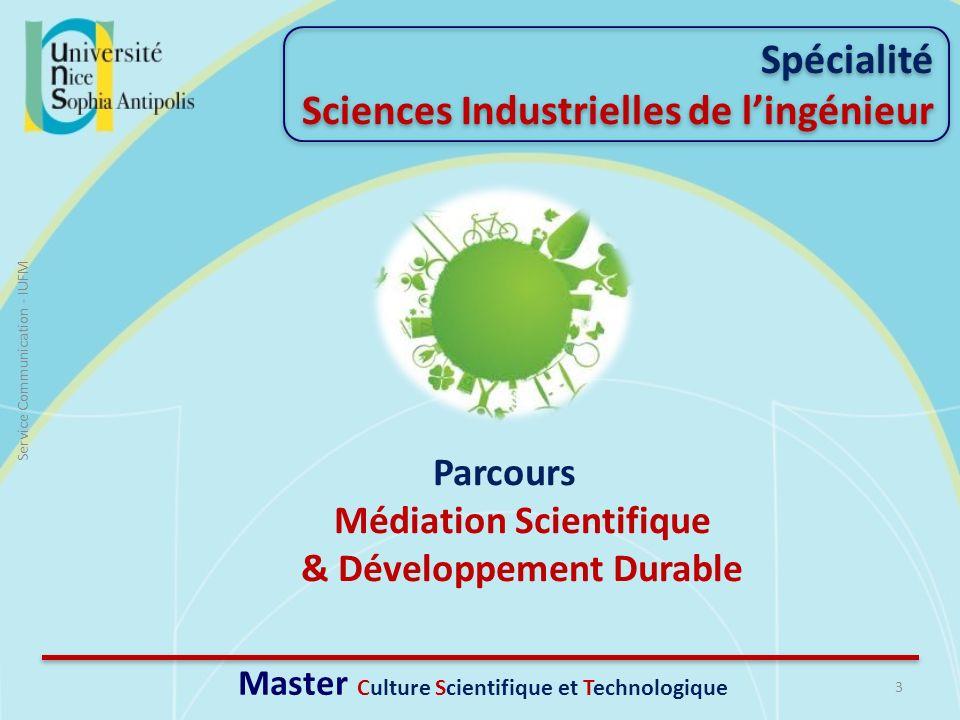 Spécialité Sciences Industrielles de l'ingénieur
