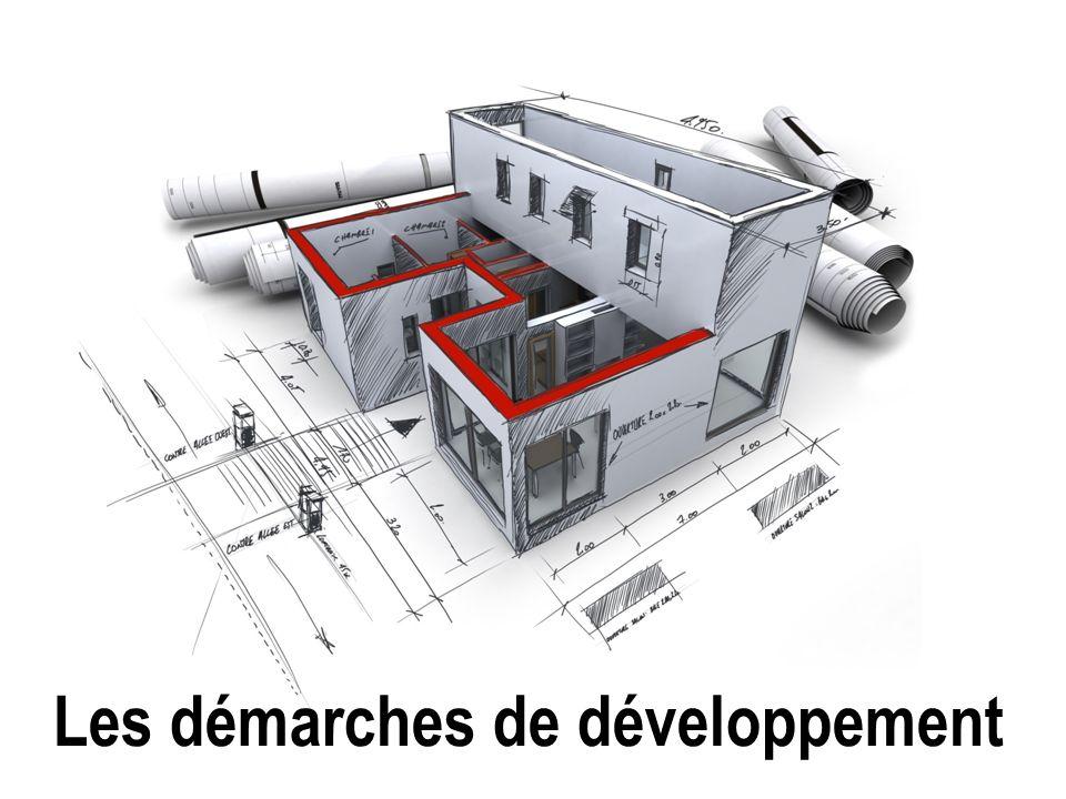 Les démarches de développement