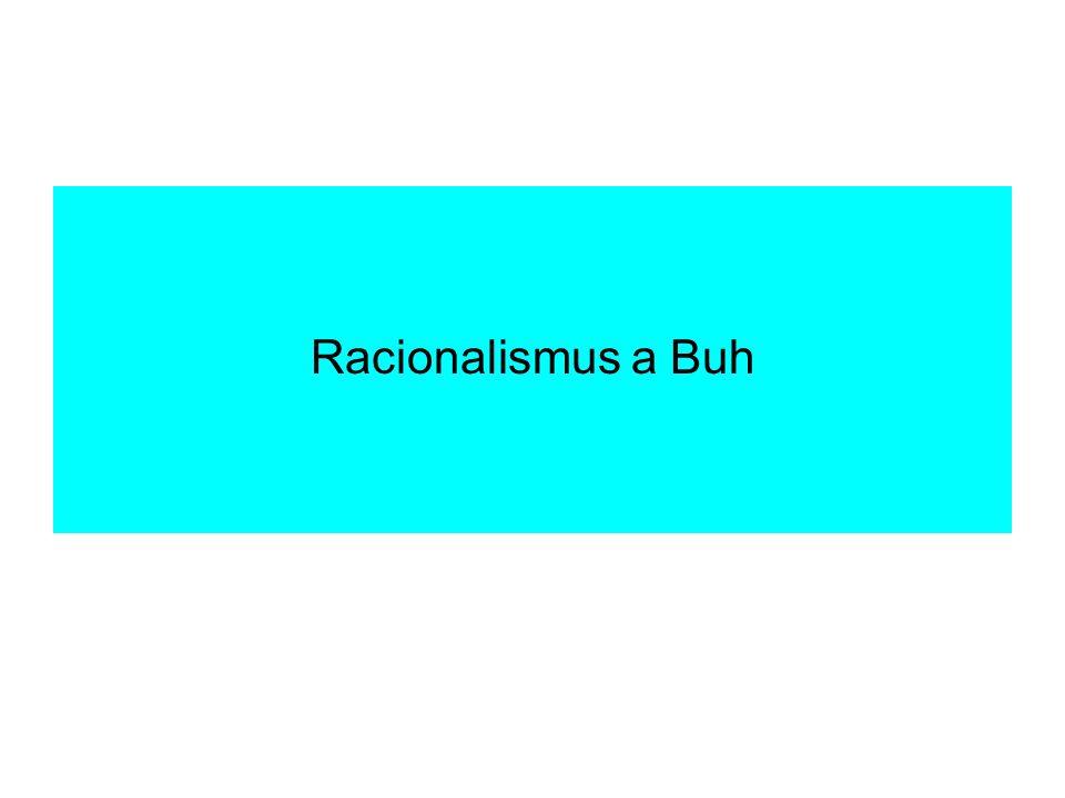 Racionalismus a Buh