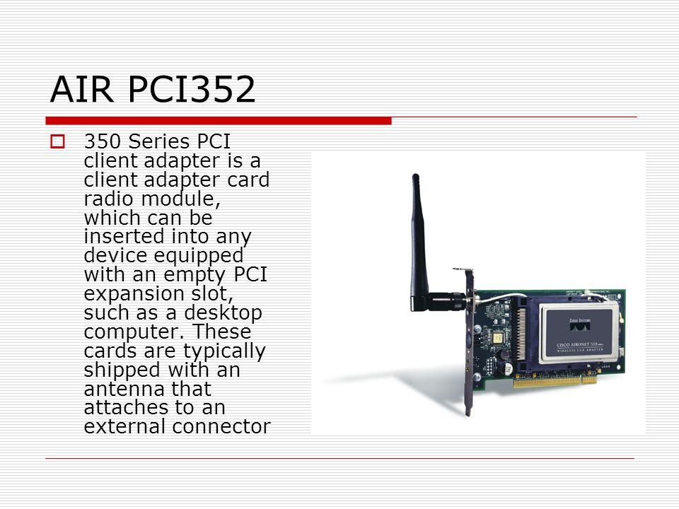 AIR PCI352