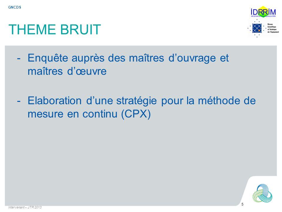 Journ es techniques routes 2013 nantes 6 7 f vrier ppt for Maitre d oeuvre et d ouvrage