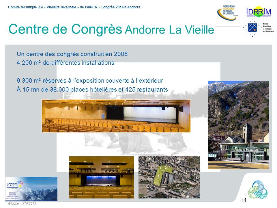 Centre de Congrès Andorre La Vieille