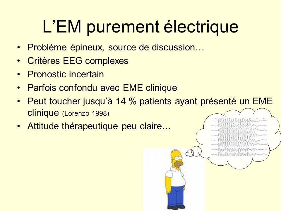 L'EM purement électrique