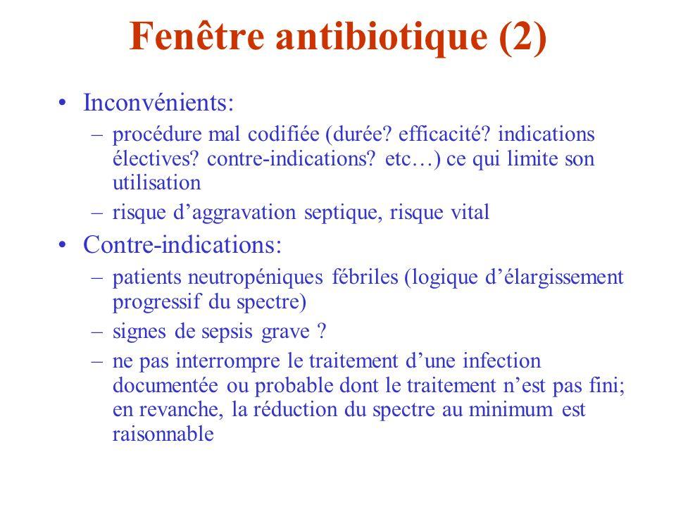 Fenêtre antibiotique (2)