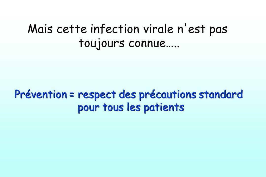 Mais cette infection virale n est pas