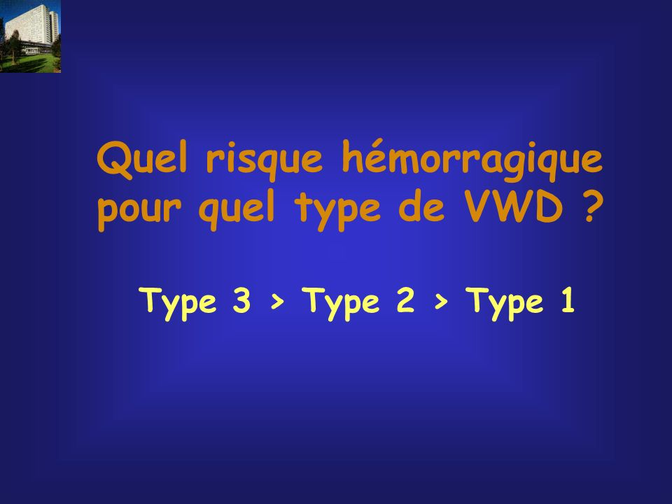 Type 3 > Type 2 > Type 1
