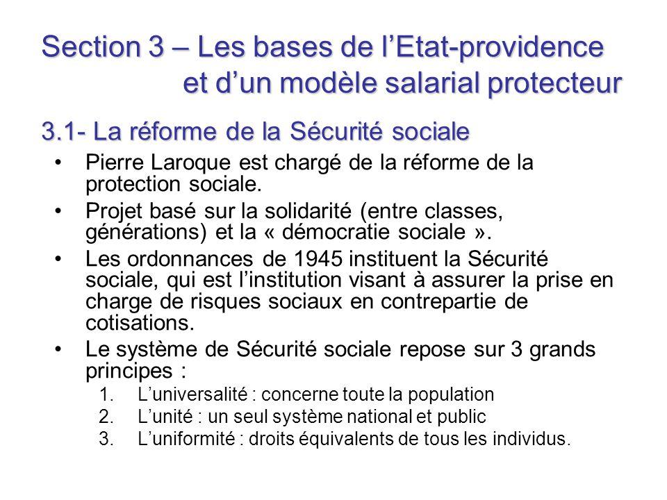 Profonde transformation de la politique conomique - Lit medicalise prise en charge securite sociale ...