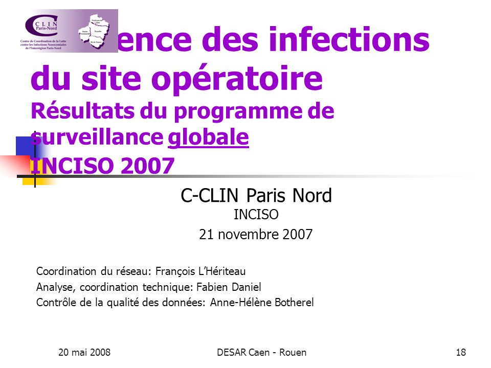C-CLIN Paris Nord INCISO