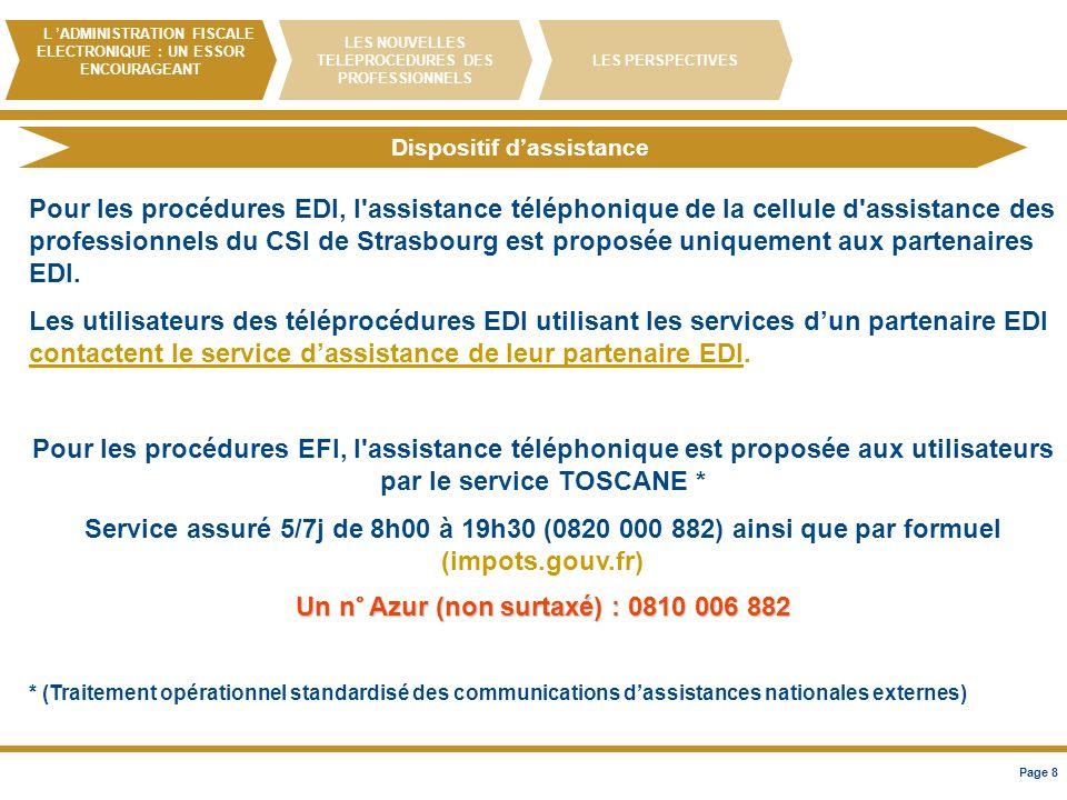 Un n° Azur (non surtaxé) : 0810 006 882