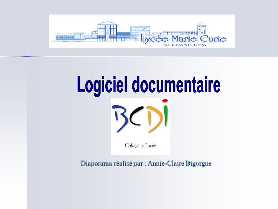 Logiciel documentaire