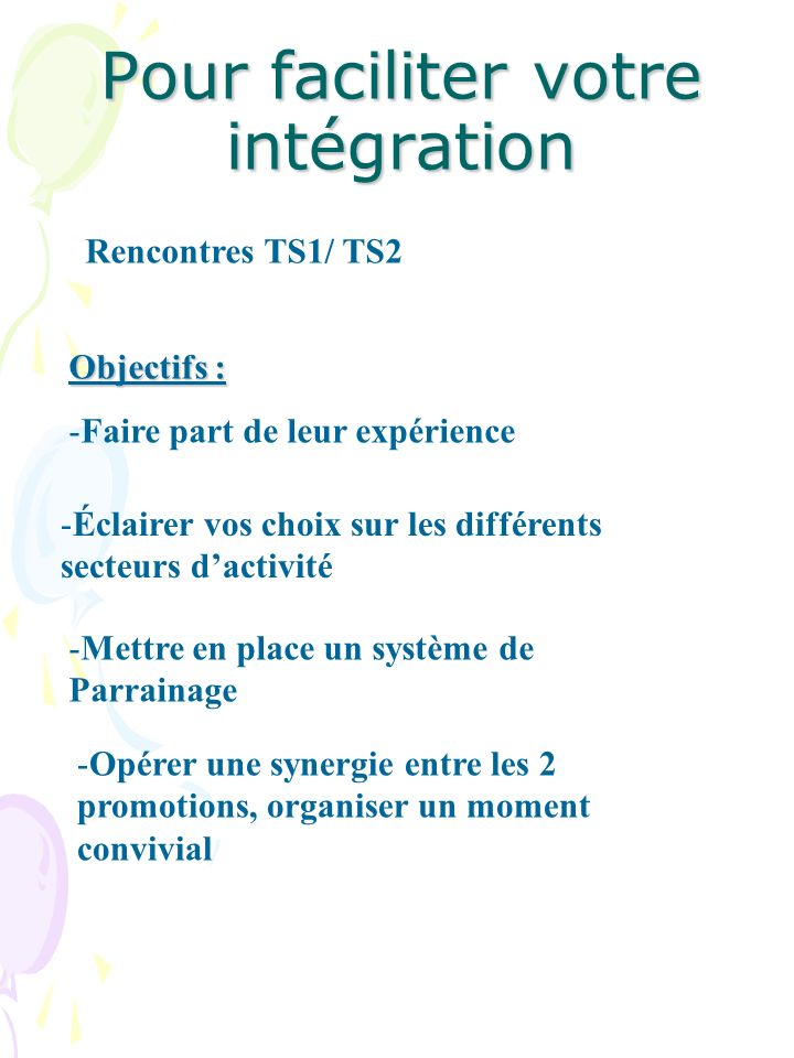 bienvenue  u00e0 la pr u00e9sentation du management des unit u00e9s