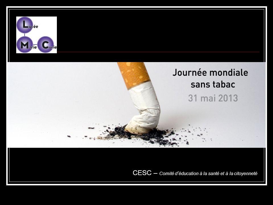 CESC – Comité d'éducation à la santé et à la citoyenneté