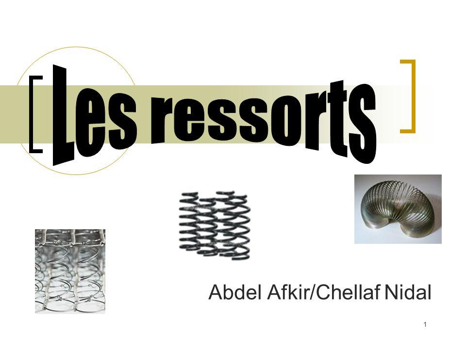 Abdel Afkir/Chellaf Nidal