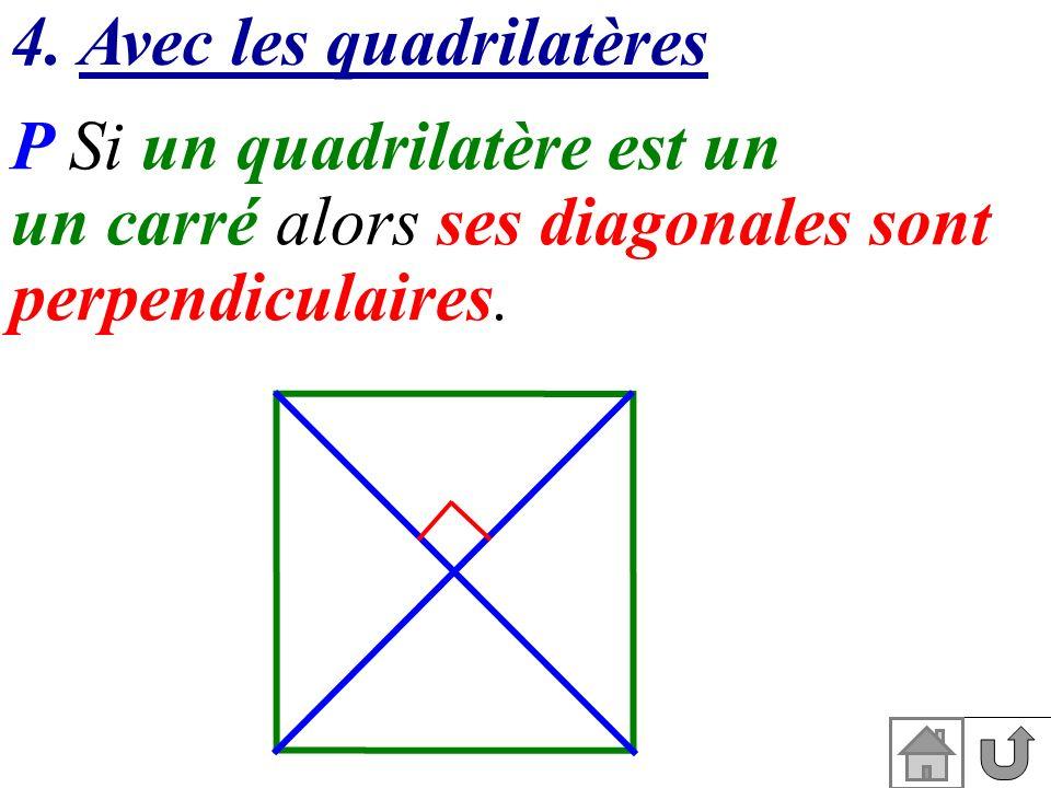 4. Avec les quadrilatères