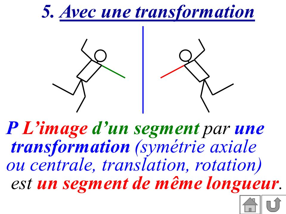 5. Avec une transformation