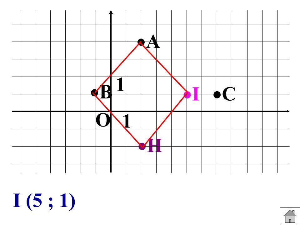 A 1 B I C O 1 H I (5 ; 1)