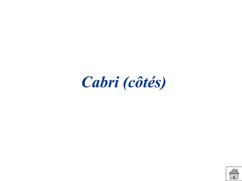 Cabri (côtés)