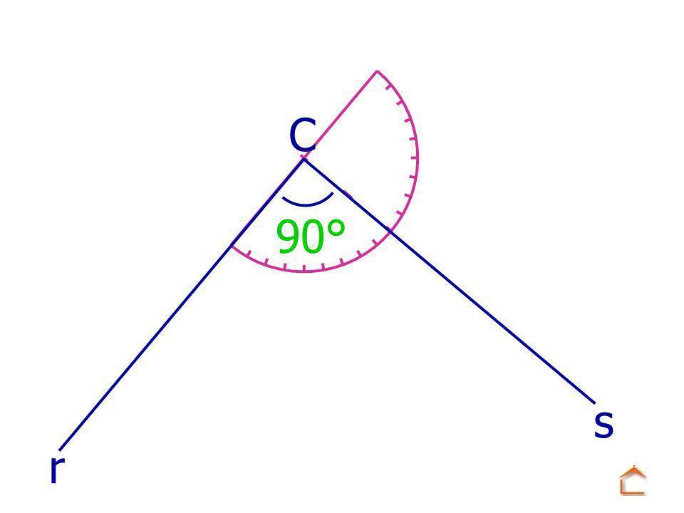 C r s 90°