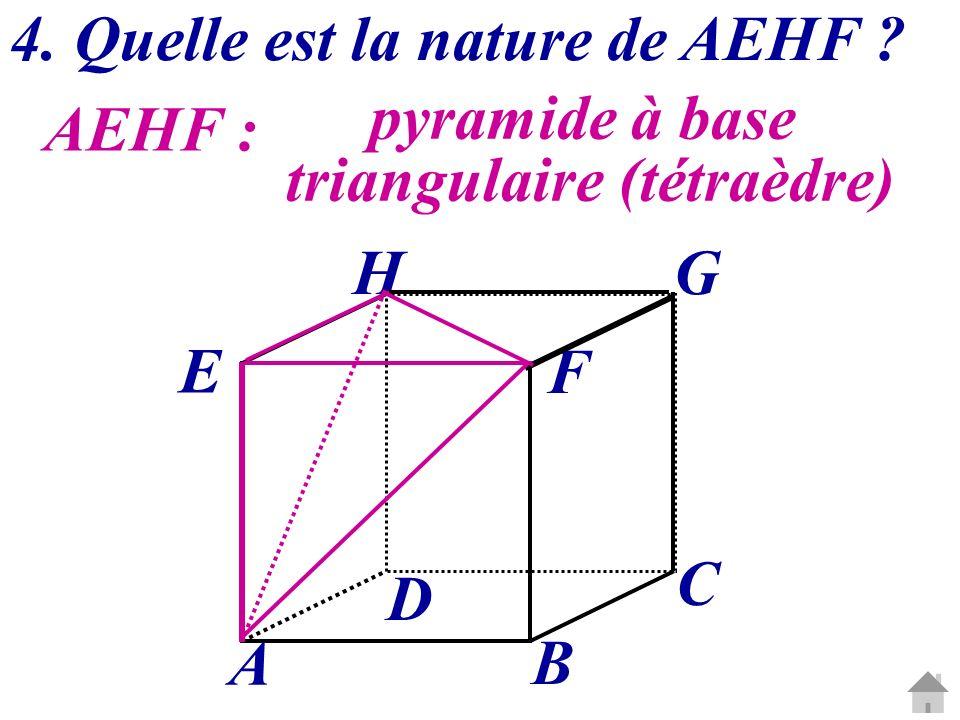 triangulaire (tétraèdre)