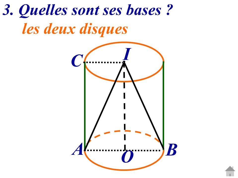 3. Quelles sont ses bases les deux disques O I A B C