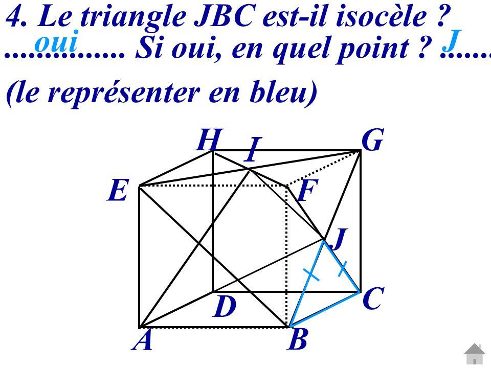  4. Le triangle JBC est-il isocèle