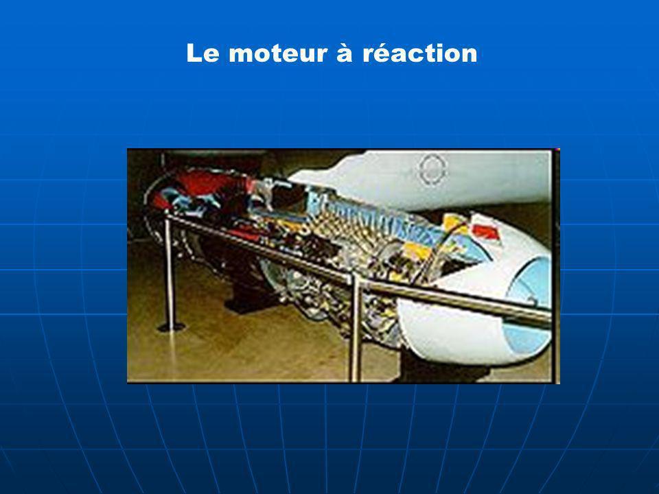 Le moteur à réaction
