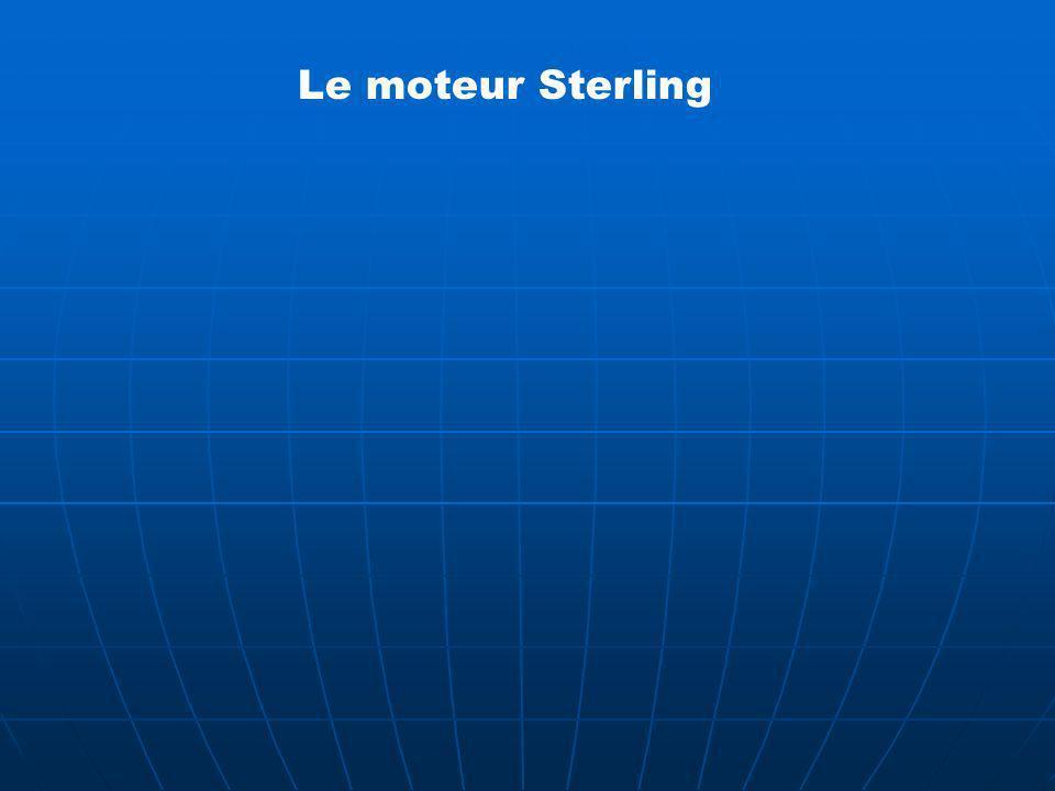 Le moteur Sterling