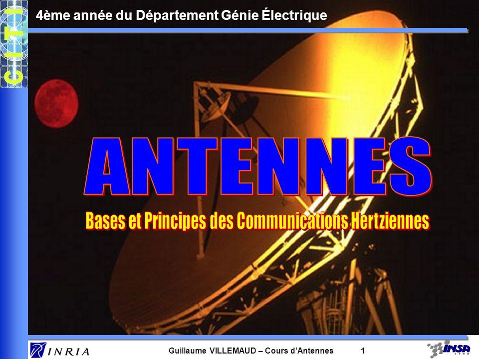 Bases et Principes des Communications Hertziennes