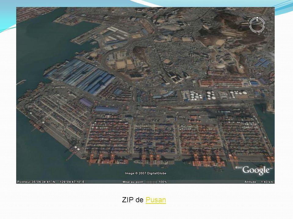 ZIP de Pusan